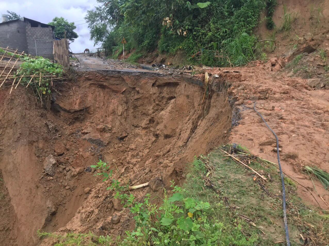 Phó Thủ tướng Trịnh Đình Dũng yêu cầu khẩn trương ứng phó, khắc phục hậu quả mưa lũ