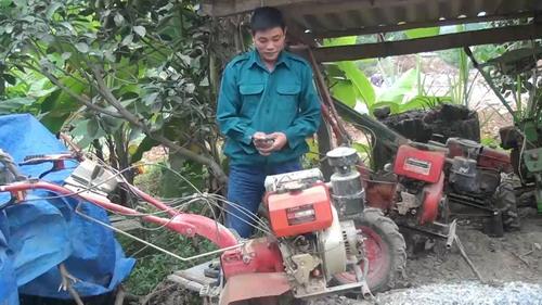 Hà Giang: Thu nhập cao từ nghề sửa chữa cơ khí