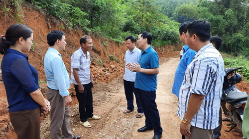 Huyện Lục Yên (Yên Bái): Hiến gần 35 nghìn m2 đất làm đường giao thông