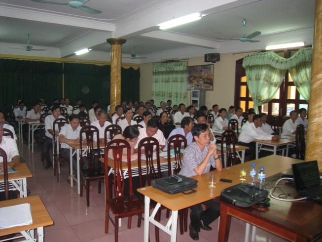 Phú Yên: Nâng cao hiệu quả việc thực hiện QCDC ở cơ sở