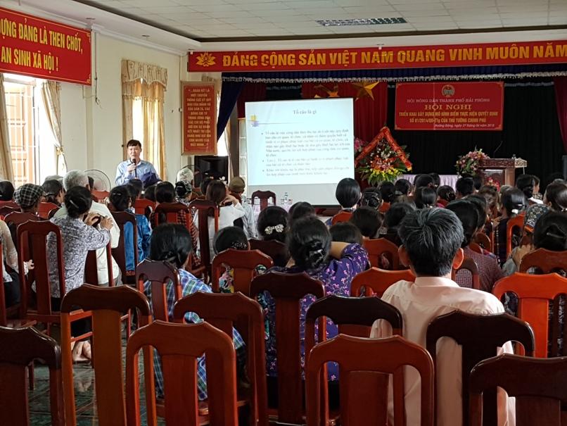 Bắc Ninh: Tổ chức trên 200 cuộc giám sát vật tư nông nghiệp
