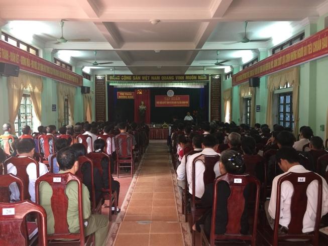 Hội ND Thành phố Hồ Chí Minh: Kiểm tra việc thực hiện Quyết định số 81