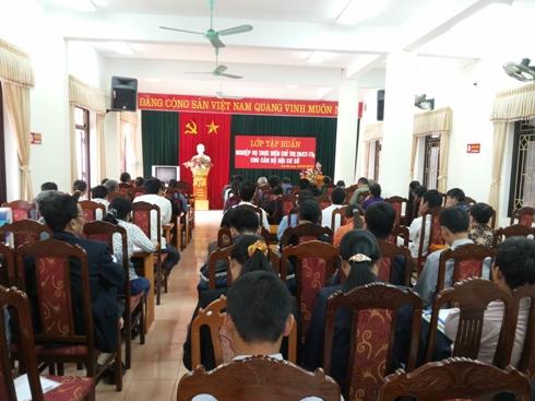 Hội ND Thừa Thiên Huế: Tuyền truyền Pháp luật cho hơn  13.000 hội viên, nông dân