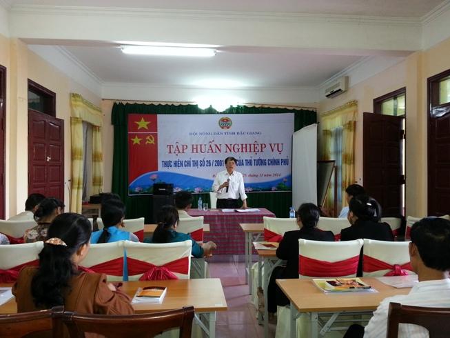 Khánh Hòa: Tập huấn nghiệp vụ hòa giải và trợ giúp pháp lý cho cán bộ Hội