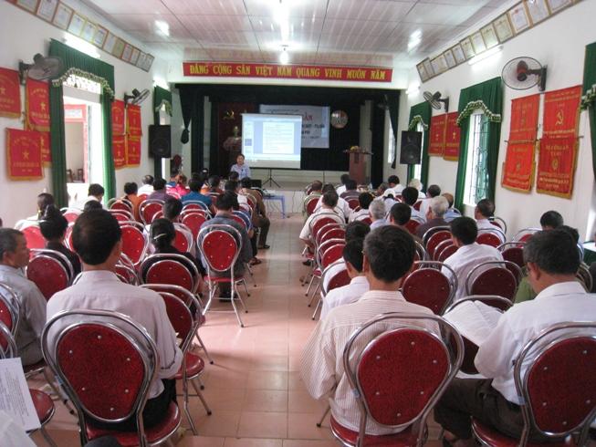 Hội ND Bến Tre:  Tổ chức kiểm tra tại 18 cơ sở Hội