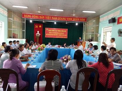 Hội ND Phú Yên: Chín tháng thực hiện 33 cuộc kiểm tra tại cấp huyện và cơ sở Hội