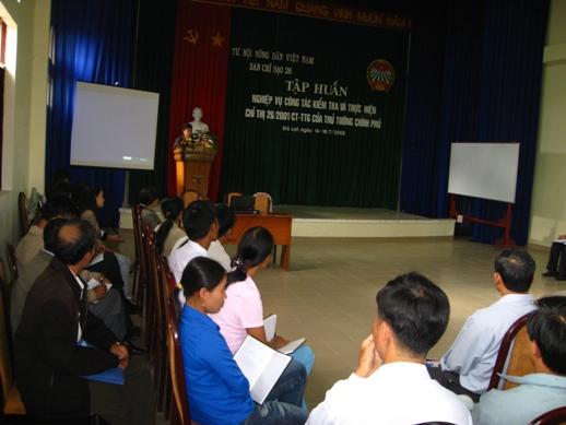 Quảng Ninh: UBKT các cấp tổ chức trên 1.300 cuộc kiểm tra