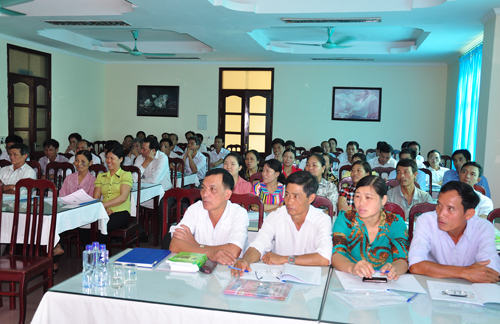 Điện Biên: Tuyên truyền, phổ biến, giáo dục pháp luật cho trên 75 nghìn lượt hội viên, nông dân