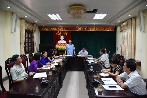Hội ND Ninh Bình: Xây dựng chương trình kiểm tra, giám sát năm 2020
