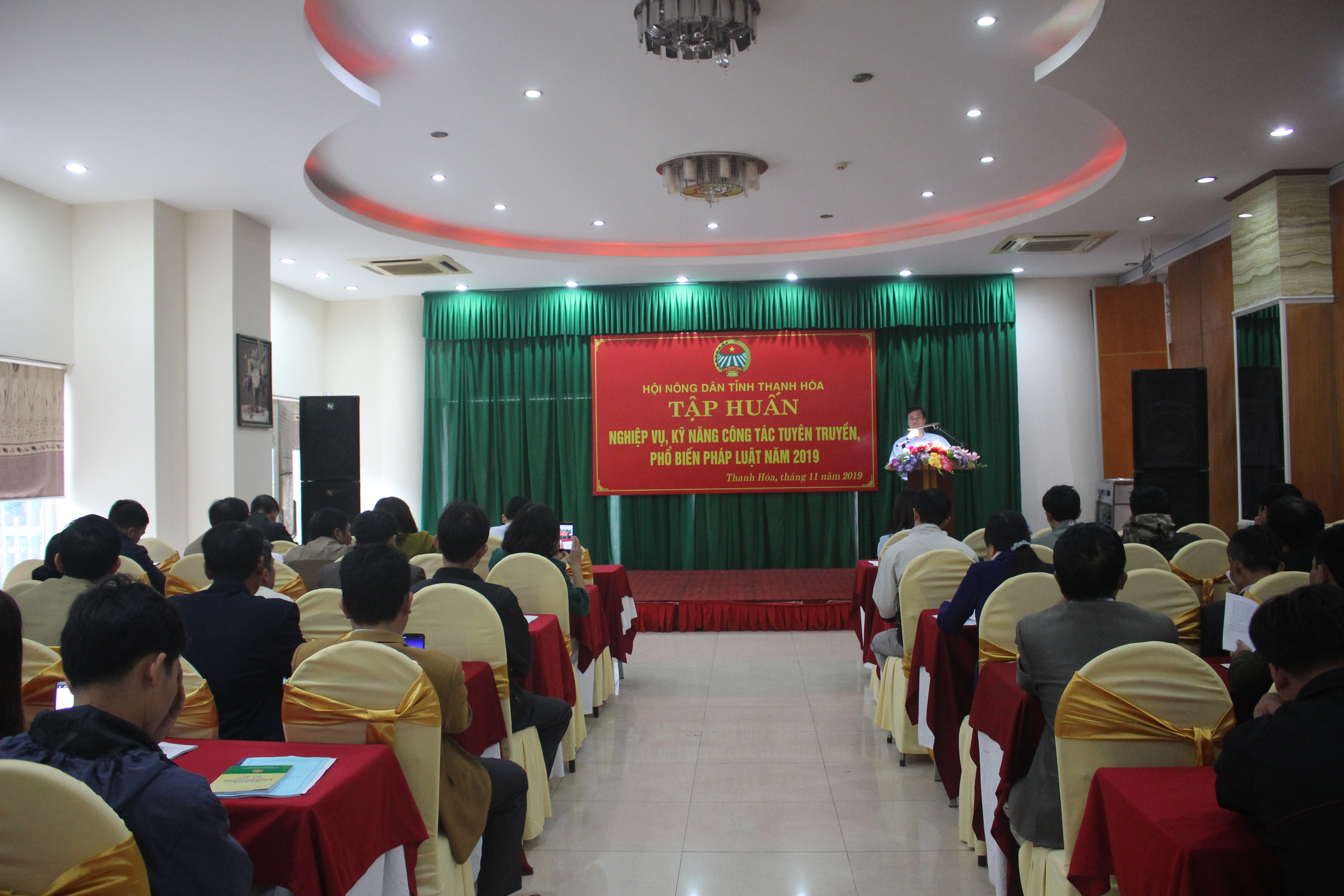 Hội ND Thanh Hóa: Xây dựng kế hoạch phổ biến, giáo dục pháp luật năm 2020