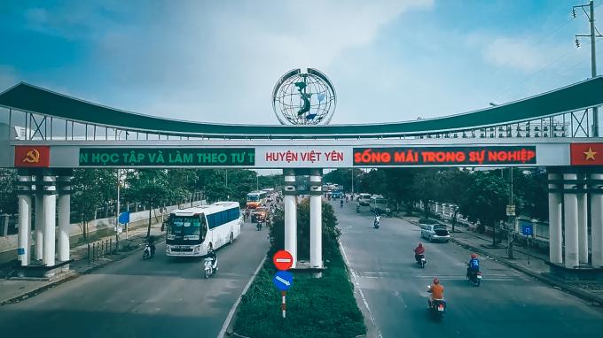 Nông thôn Bắc Giang đổi thay từng ngày