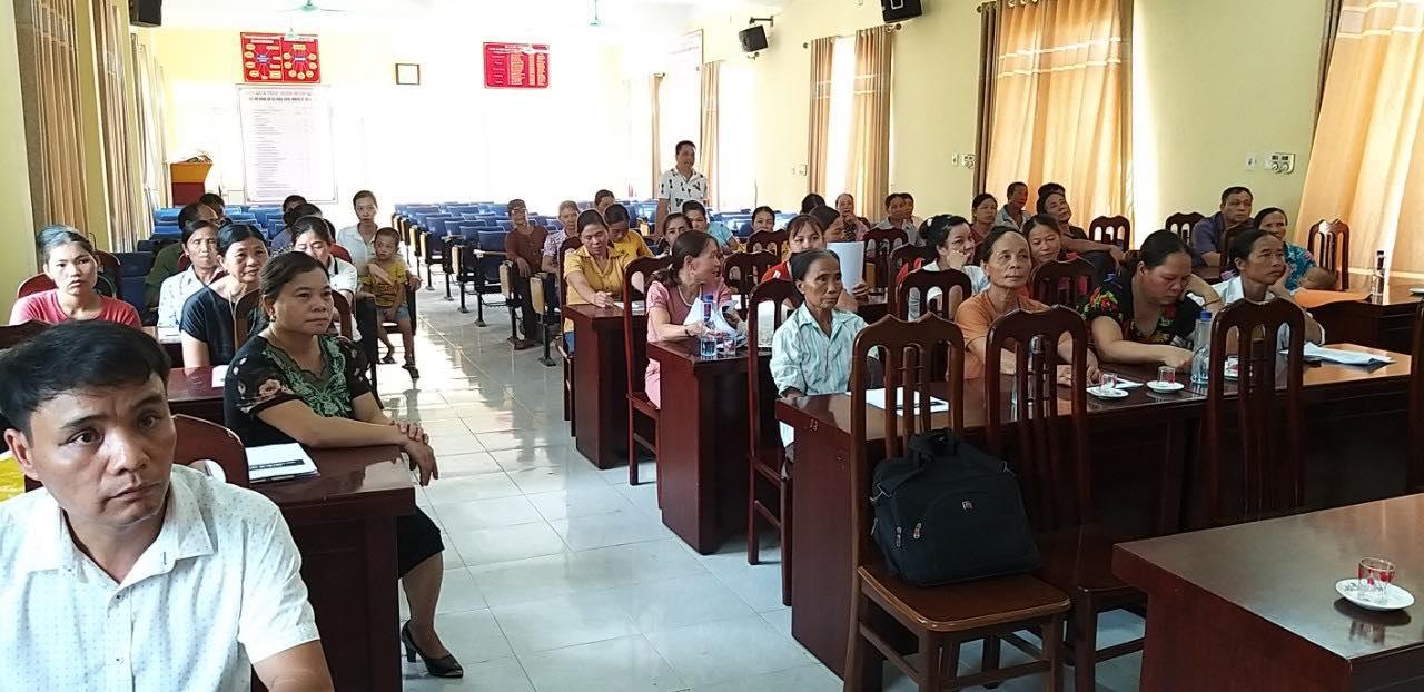 Bình Thuận: Các cấp Hội tham gia hòa giải thành ở cơ sở 79/87 vụ