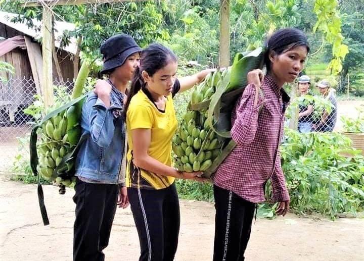 Hội viên, nông dân tiếp tục quyên góp, ủng hộ chống dịch Covid 19 2