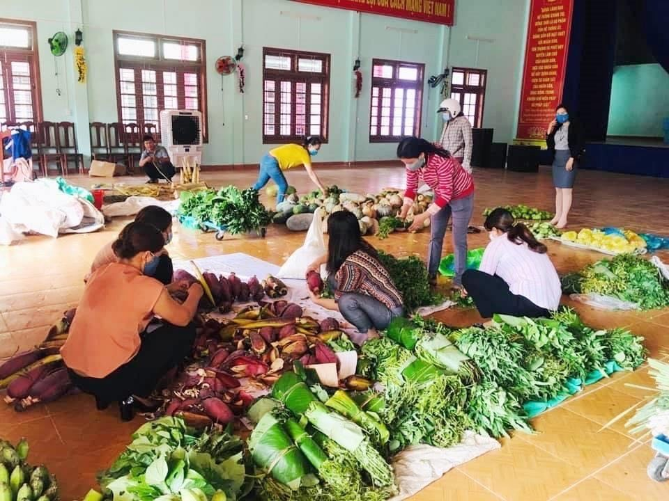 Hội viên, nông dân tiếp tục quyên góp, ủng hộ chống dịch Covid 19 1