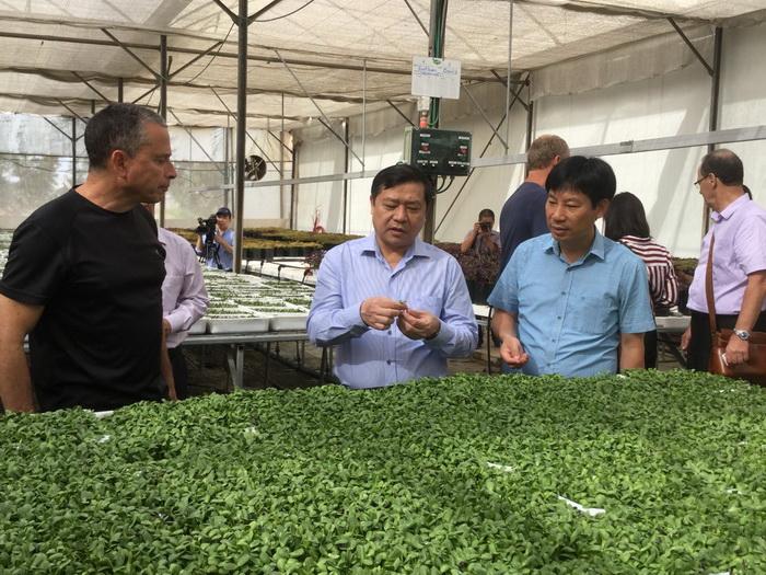 Một số hình ảnh về hoạt động của Chủ tịch Hội NDVN Lại Xuân Môn