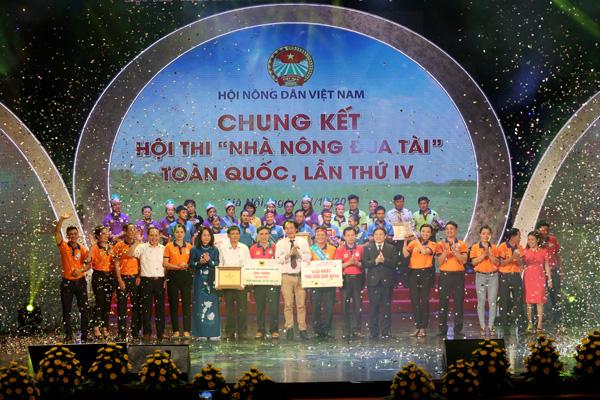 Chung kết Hội thi Nhà nông đua tài toàn quốc 2017